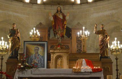 Messe des reliques