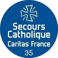 Logo secours catholique 35